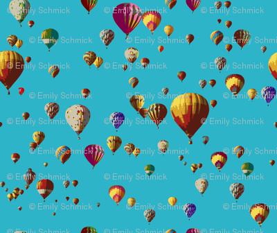 Balloon Fiesta Wallpaper