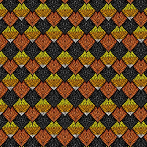 Dragon Scales Candy Corn