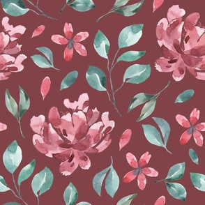 Peony Bloom / Blossoms Collection