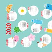 2020 Kawaii Life Calendar