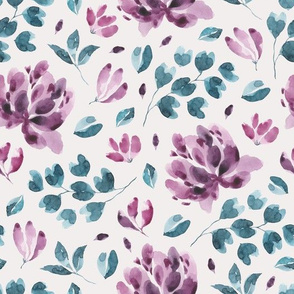 Vinage Blooming / Blossoms Collection
