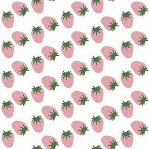 Strawberries - micro scale