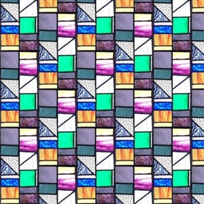 Stained Glass Stripe