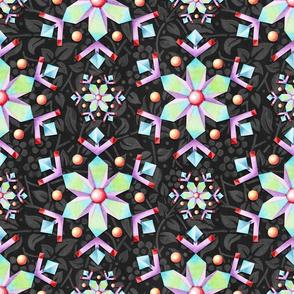 Papercut Snowflakes