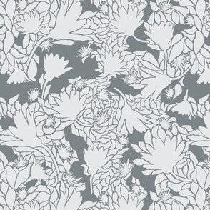 Wedding-Flowers-Leaves-Sillihoutte