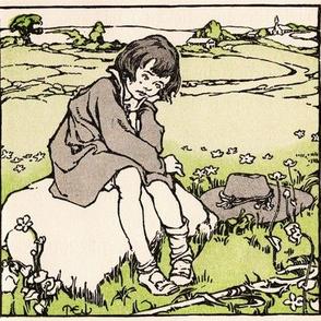 Little Bo Peep from 1916