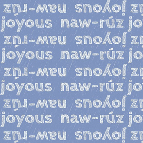Joyous Naw-Ruz_Melissa Charepoo