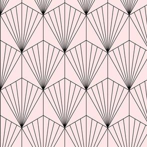 Hexagon Pink