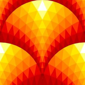 08096392 : faceted scales : inferno