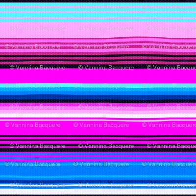 Mexican Stripes (Color 2)