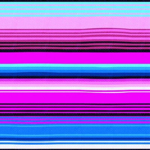 Mexican Stripes (Color 2)