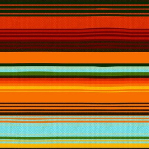 Mexican Stripes (Color 3)