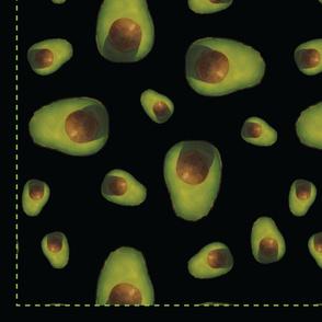 Avocado Reusable Produce Bag