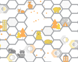 Hexagon_world_of_shapes_-_2wallpaper_neutral_nursery_thumb