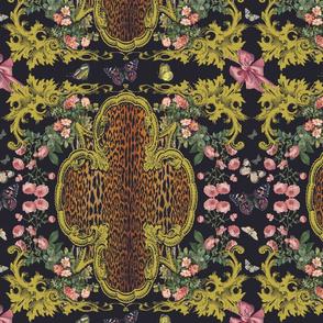 Leopard Quatrefoil 14