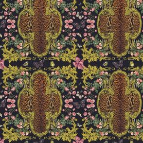 Leopard Quatrefoil 10