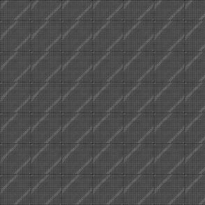 mesh plaid