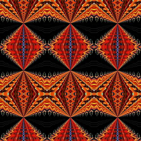 Kal00175_Pattern fabric by stradling_designs on Spoonflower - custom fabric