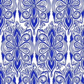 Tapestry - Ultramarine Blue