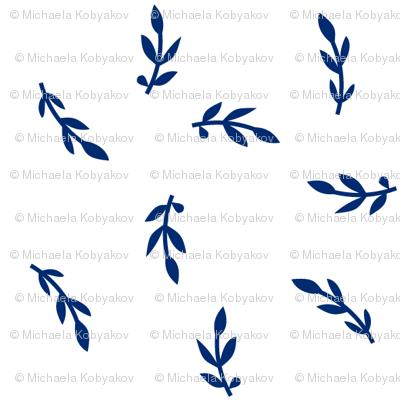 twig - navy