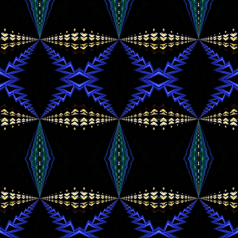 Kal00166_Pattern fabric by stradling_designs on Spoonflower - custom fabric