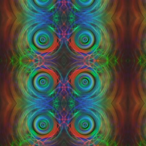 Peek-a-boo fabric by kooky_k on Spoonflower - custom fabric