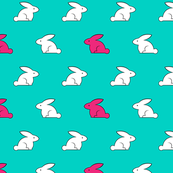 Bunnies Everywhere