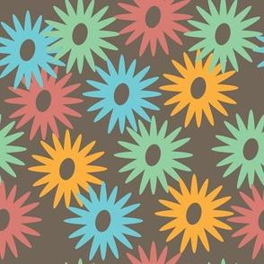daisy confetti