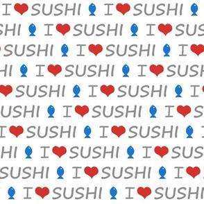 I Love Sushi