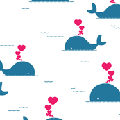 Whale Hearts
