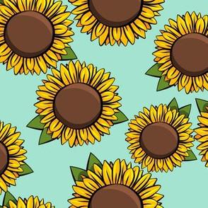 Sunflowers - OG