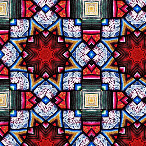 Kal00012_Pattern fabric by stradling_designs on Spoonflower - custom fabric