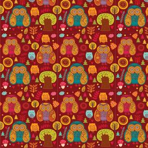 owl-pattern
