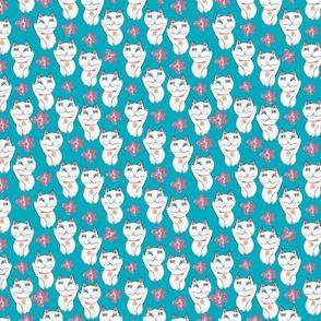 Catsandcherryblossoms
