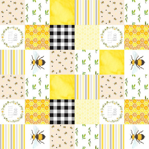 Busy bees 3 inch