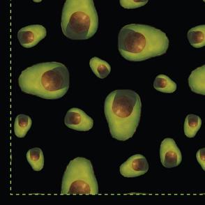 Reusable Avocado Produce Bag