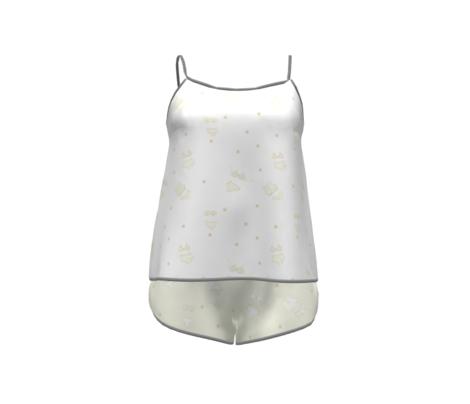 Bikini Toss | Bridal Ivory