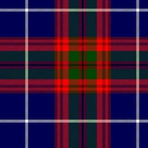 """Edinburgh tartan, 6"""" dark"""