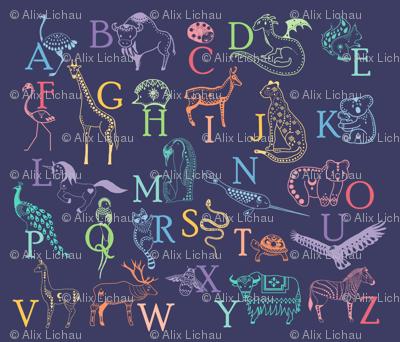 Alphabet grand