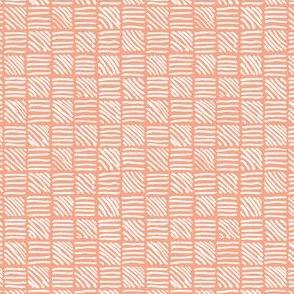 Hibiscus Dance, Coral: Mate 2