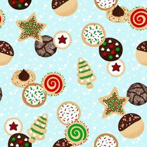 Yummy Holiday Cookies