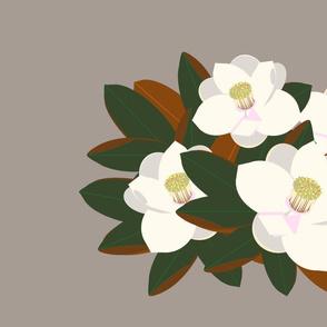 magnolia placemat-warm grey A69C94