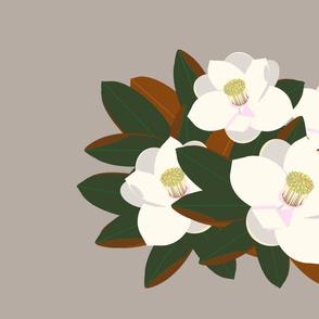 magnolia placemat-warm grey B6ACA4