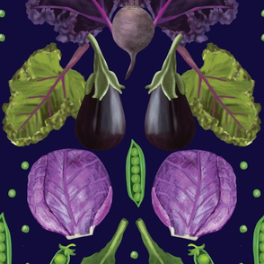 Veggie Morris