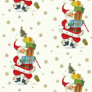 Santa packages