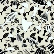 Lamps Pattern. 01