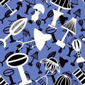 Lamps Pattern. 03