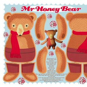 Mr Honey Bear