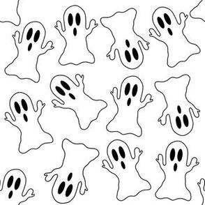 Ghost Ghost Boooo!