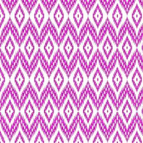 pink ikat hot pink ikat